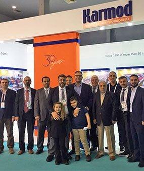 Karmod přivítal své hosty z 123 zemí na MUSIAD EXPO 2016