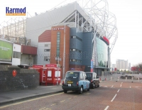 "Kiosks UK ""Manchester Old Trafford"" and ""Camp Nou stadium"