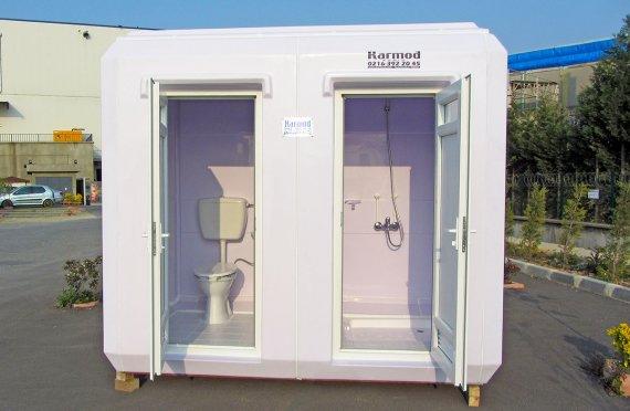 150x270 Mobilni wc  &  Sprchová kabina