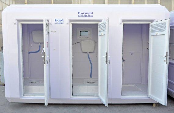 150x390 Mobilní WC a Sprchová kabina