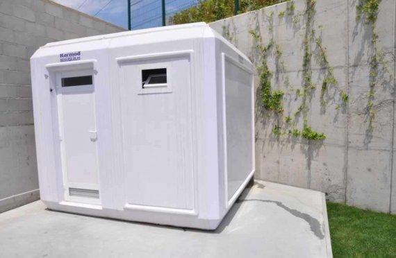 270x270 Mobilní WC a Sprchová kabina