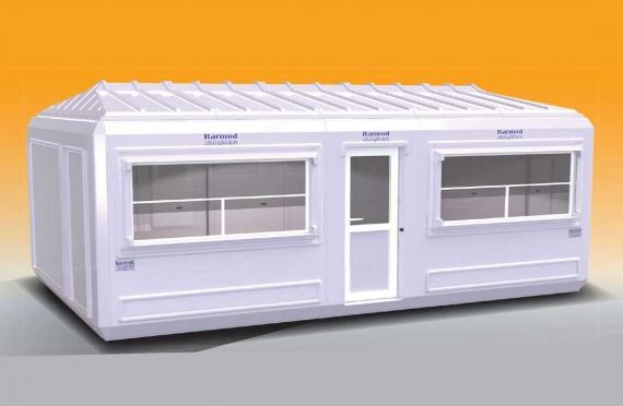Prodejní Stánek 390x630 cm