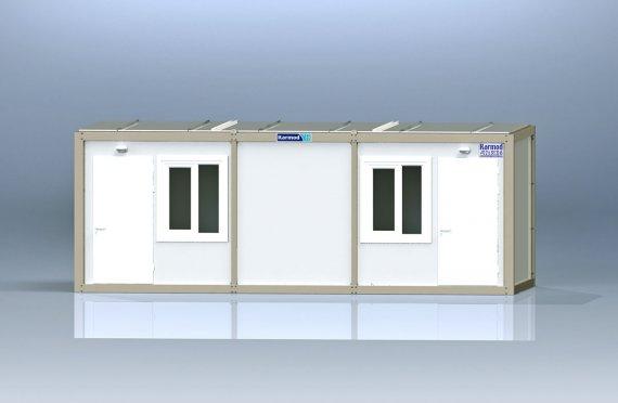 Flat Pack kancelářské Kontejner K2001