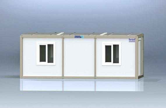 Flat Pack kancelářské Kontejner K1003