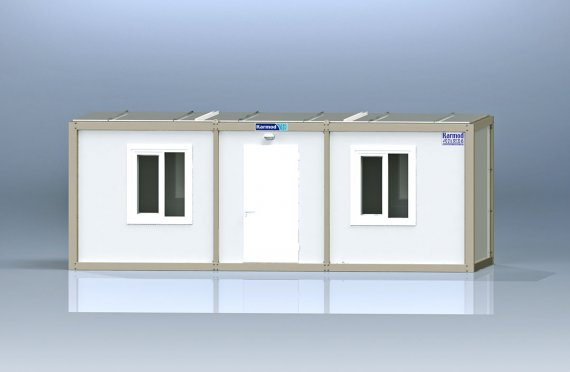 Flat Pack kancelářské Kontejner K3001