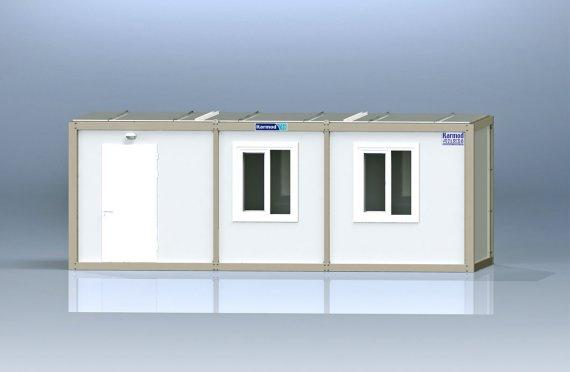 Flat Pack kancelářské Kontejner K8001
