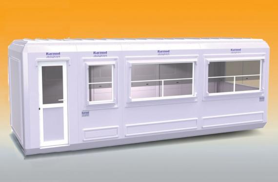 Pojízdný Stánek 270 X 750