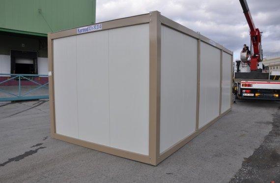 kontejnerové domy cena
