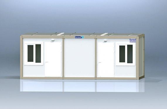 kontejnerové domy na klíč