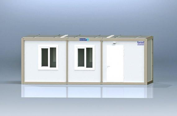 kontejnerové domy zkušenosti