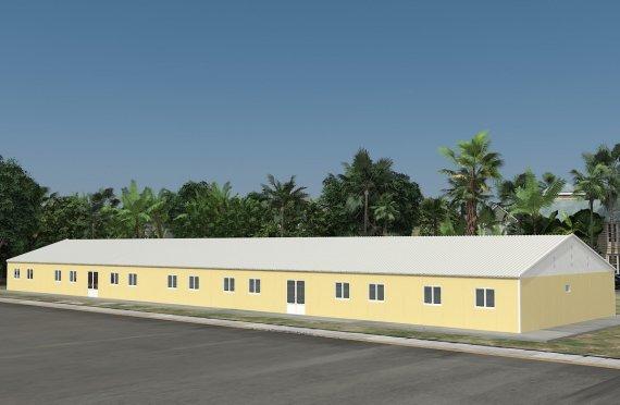 Mobilni učebna 681 m²