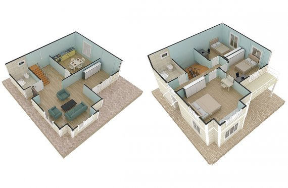 Modulové domy kolín
