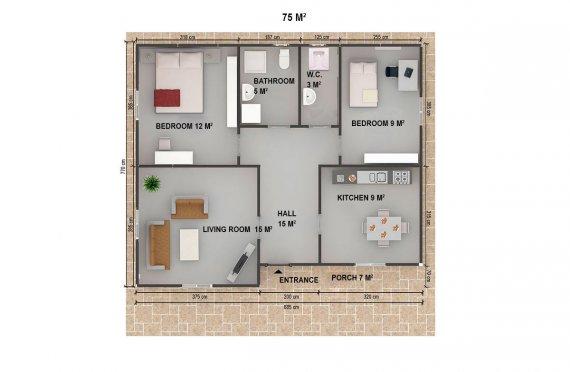 Modulové domy na splátky