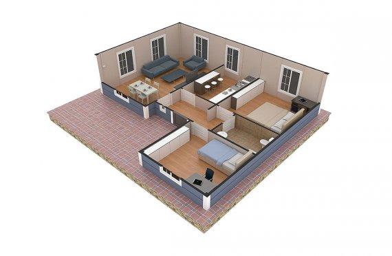 Montované domy ústí nad labem