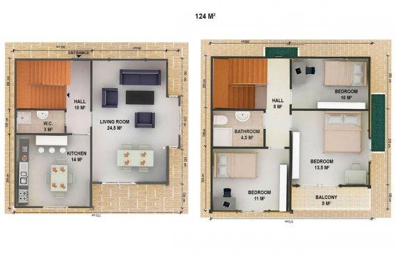 Montované domy certigo