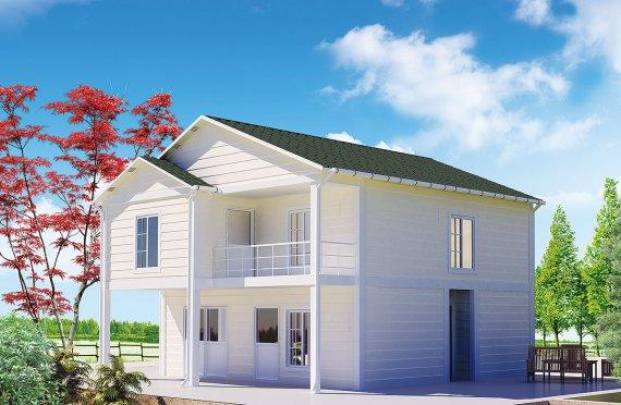 Montovaný dům 130 m²