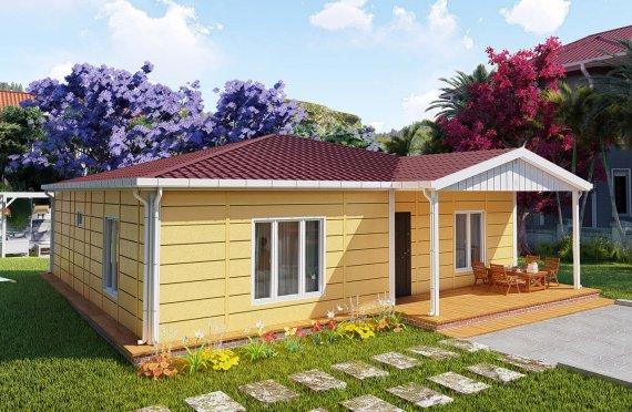 Nové mobilní domy 103 m2