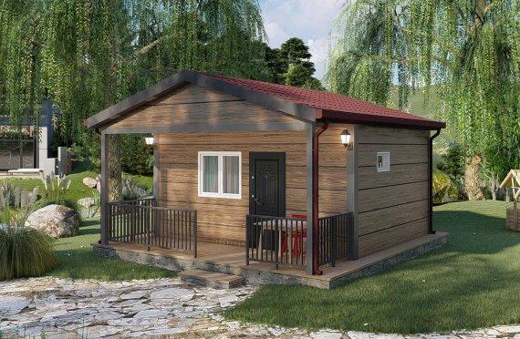 Nové mobilní domy 28 m2