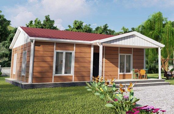 Nové mobilní domy 75 m2