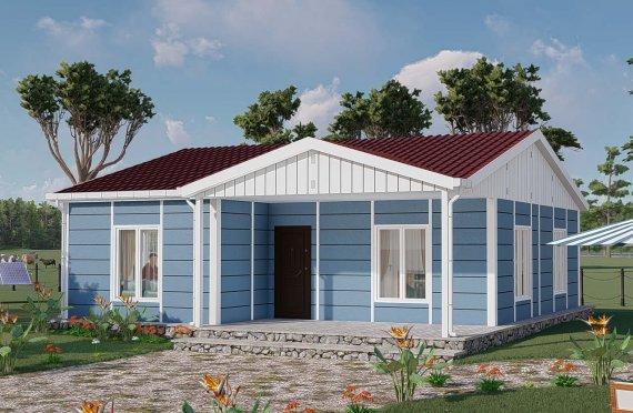 Nové mobilní domy 82 m2