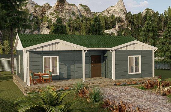 Nové mobilní domy 87 m2