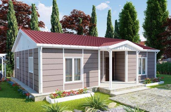 Nové mobilní domy 95 m2