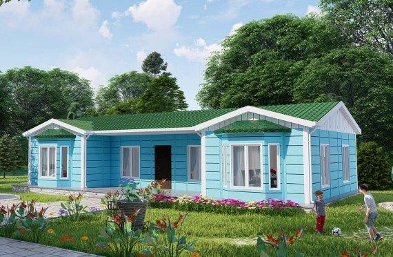Nové mobilní domy 97 m2