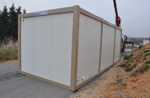 obytny kontejner bazos