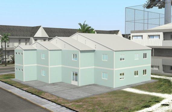 Mobilná učebňa 508 m²