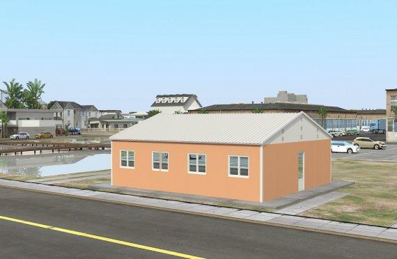 Modulární ubytovací jednotka 91 m²