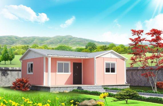 Modulové domy - 49 m²
