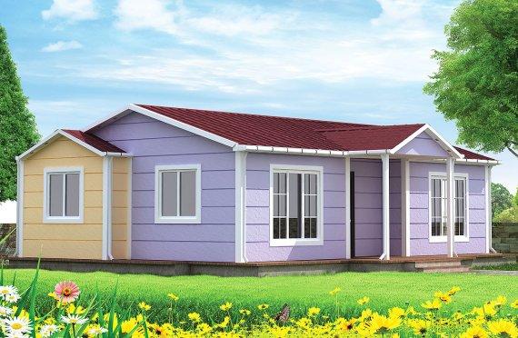 Modulové domy 71 m²