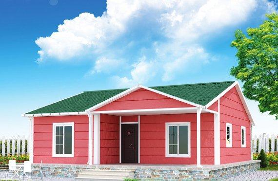Modulové domy 82 m²