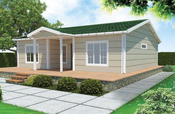 Modulové domy 94 m²