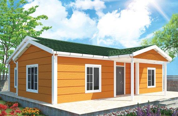 Modulové domy 102 m²