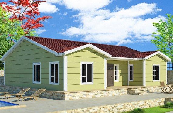 Modulové domy - 126 m²