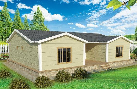 Modulové domy - 149 m²