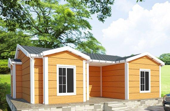 Modulové domy 98 m²