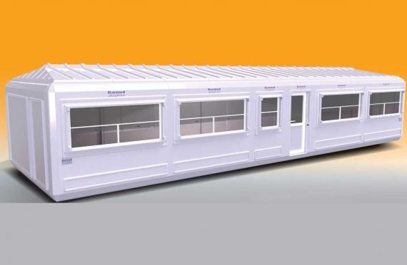 Prodejní Stánek 390x1230 cm