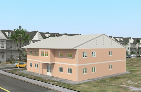 Mobilni učebna 594 m²