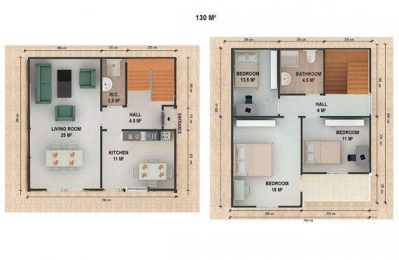 Stavba moduloveho domu