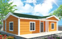 102 m² Prefabricated House