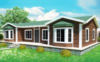 97 m² Prefabricated House