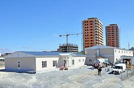 Prefabrikované sociální zařízení