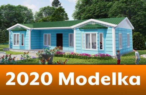 Nové mobilní domy