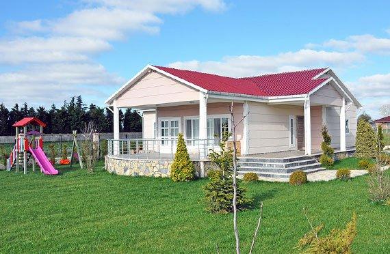 Modulové domy Jednopodlažní