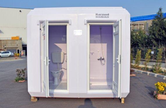 Luxusní Mobilní toalety a WC