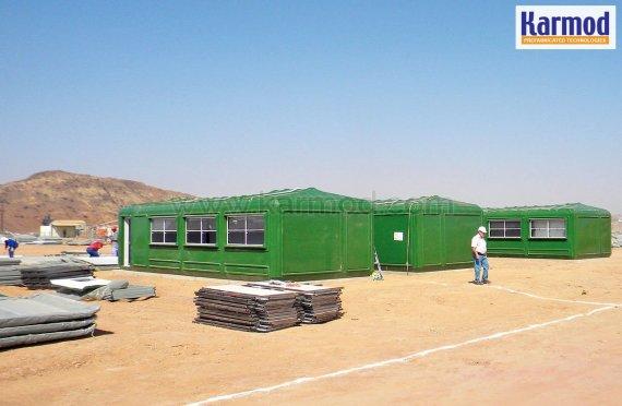 Projekt ledové kabiny v Eritreji