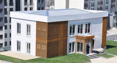 Luxusní prodejní kancelář pro Boshphorus City Project