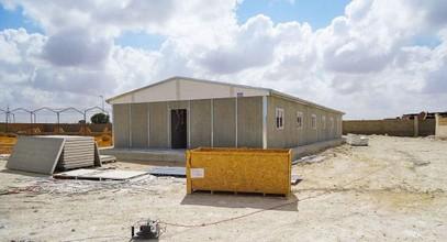 Byla dokončena výroba prefabrikovaných staveb pro těžbu ropy v Libyi